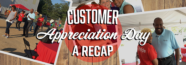 Customer Appreciation Day: A Recap
