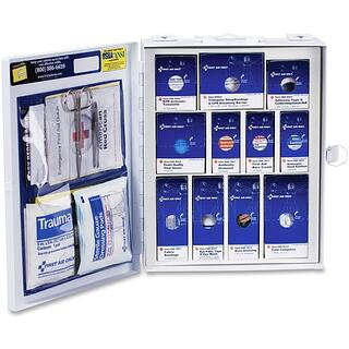 First Aid Only Class A 94-pc First Aid Cabinet