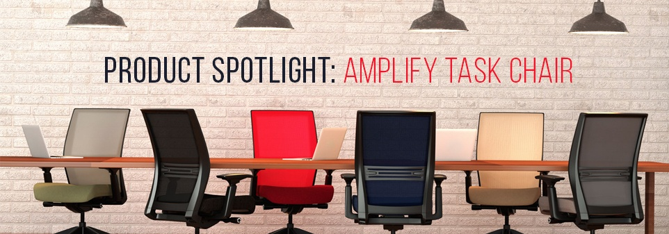 SitOnIt Seating: Amplify Task Chair