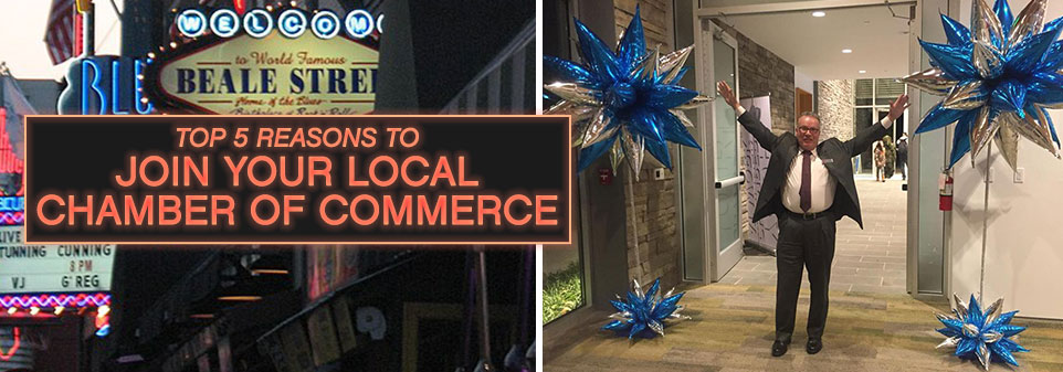 Top 5 Reasons to Join Your Local Chamber of Commerce