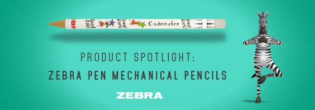 Product Spotlight: Zebra Pen Mechanical Pencils