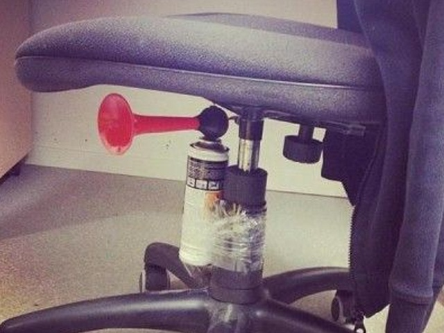 Air Horn Chair