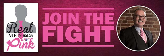join the fight against breast cancer